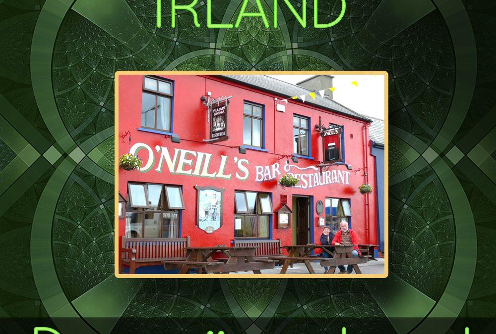 Irland – das grüne Juwel im Atlantik